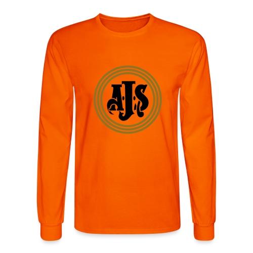 AJS emblem - AUTONAUT.com - Men's Long Sleeve T-Shirt