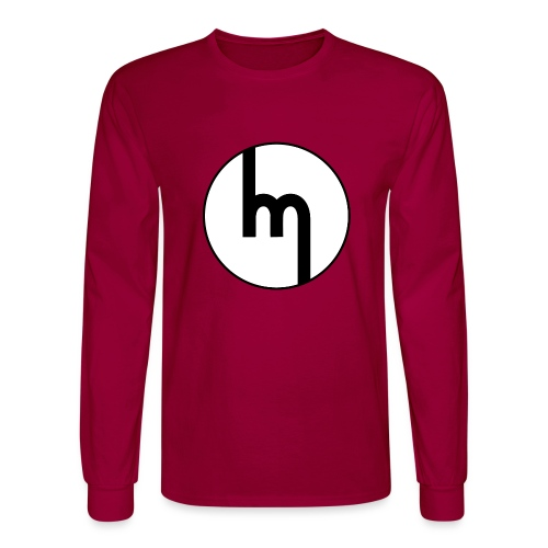 Classic Mazda emblem - AUTONAUT.com - Men's Long Sleeve T-Shirt