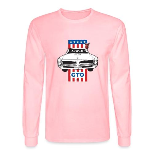 Pontiac GTO - AUTONAUT.com - Men's Long Sleeve T-Shirt