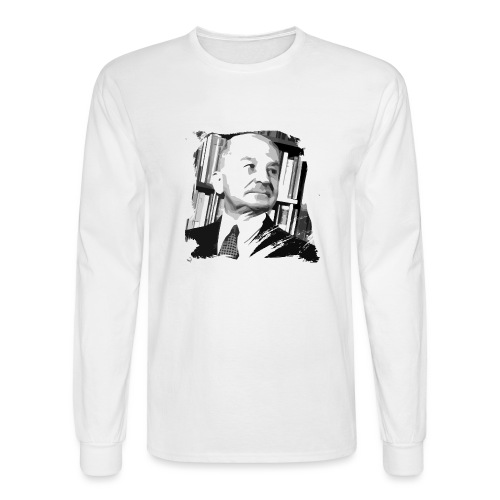 Ludwig von Mises Libertarian - Men's Long Sleeve T-Shirt