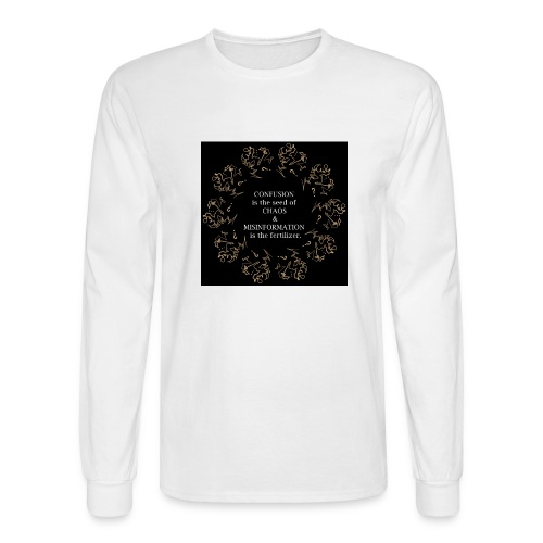 Chaos confusion - Men's Long Sleeve T-Shirt