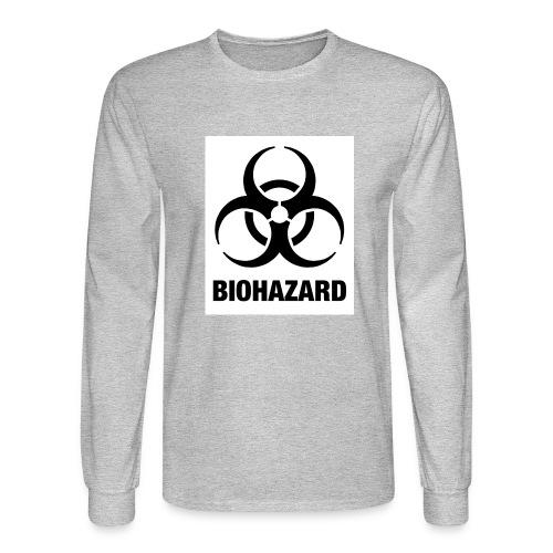 Biohazard - Men's Long Sleeve T-Shirt