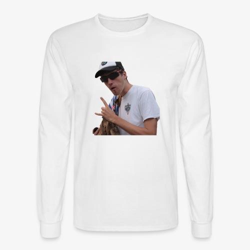 Big Bad Wolf - Men's Long Sleeve T-Shirt