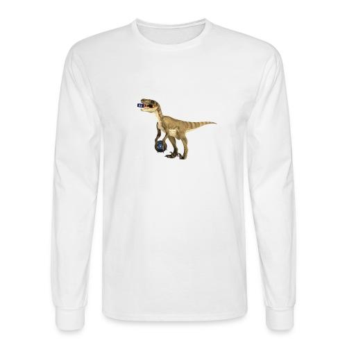 amraptor - Men's Long Sleeve T-Shirt