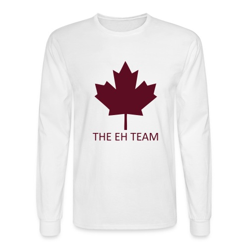 The EH Team - Men's Long Sleeve T-Shirt