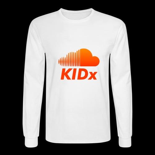 SOUNDCLOUD RAPPER KIDx - Men's Long Sleeve T-Shirt
