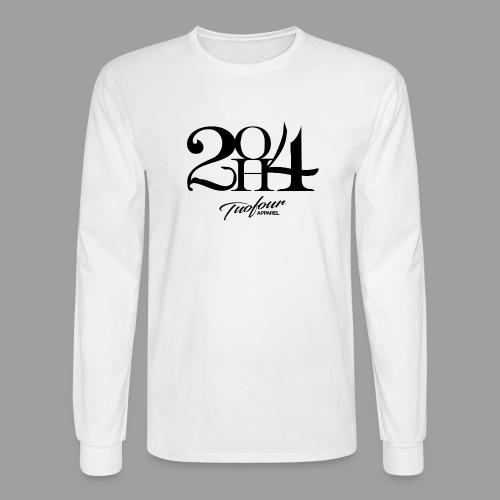 2OH4 - Men's Long Sleeve T-Shirt