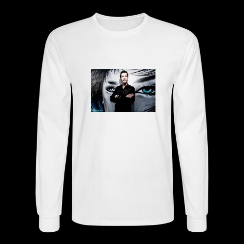 The Wall - Men's Long Sleeve T-Shirt
