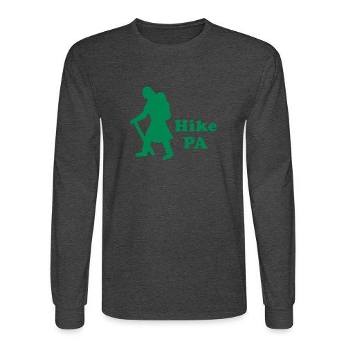 Hike PA Girl - Men's Long Sleeve T-Shirt