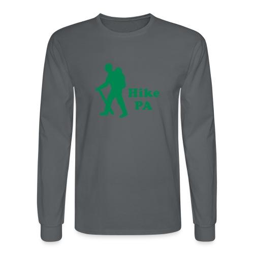 Hike PA Guy - Men's Long Sleeve T-Shirt