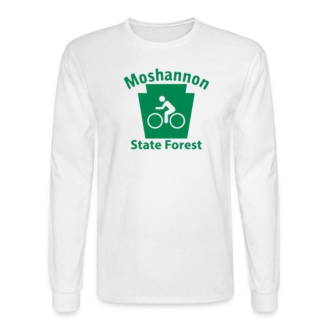 Moshannon State Forest Keystone Biker