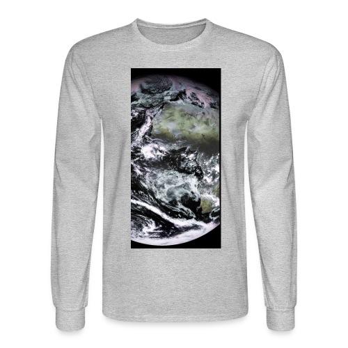 Earth - Men's Long Sleeve T-Shirt