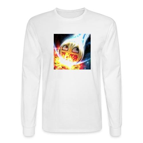 Jovanie perez - Men's Long Sleeve T-Shirt