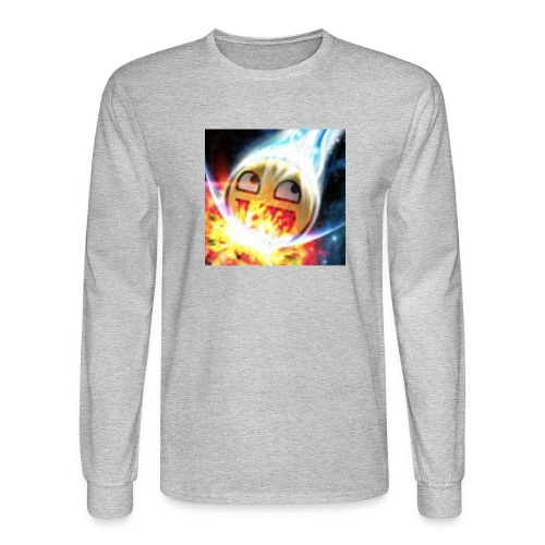 Jovanie perez - Men's Long Sleeve T-Shirt