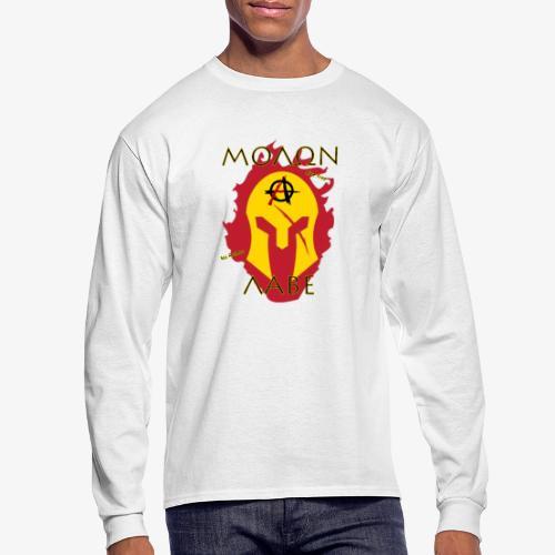 Molon Labe - Anarchist's Edition - Men's Long Sleeve T-Shirt