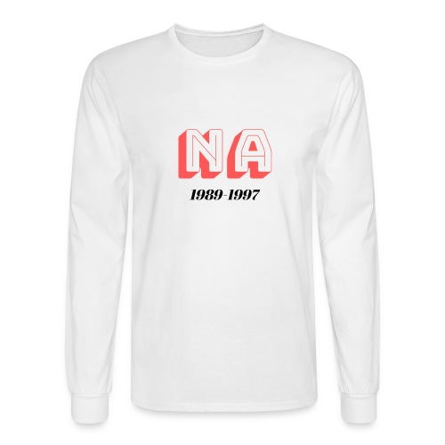 NA Miata Goodness - Men's Long Sleeve T-Shirt
