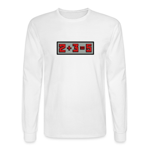 235 - Men's Long Sleeve T-Shirt