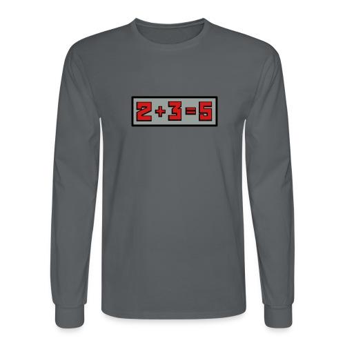 235 - Men's Long Sleeve T-Shirt