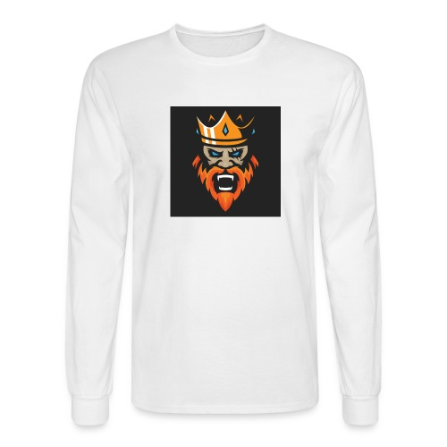Kings - Men's Long Sleeve T-Shirt
