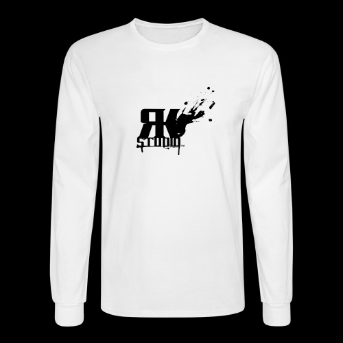 RKStudio Black Version - Men's Long Sleeve T-Shirt