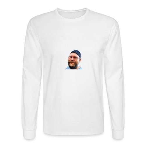 Nate Tv - Men's Long Sleeve T-Shirt