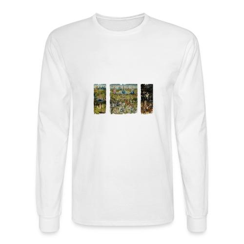 Garden Of Earthly Delights - Men's Long Sleeve T-Shirt