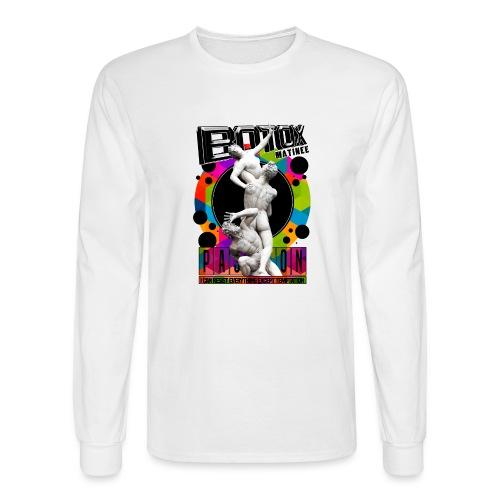 BOTOX MATINEE PASSION T-SHIRT - Men's Long Sleeve T-Shirt