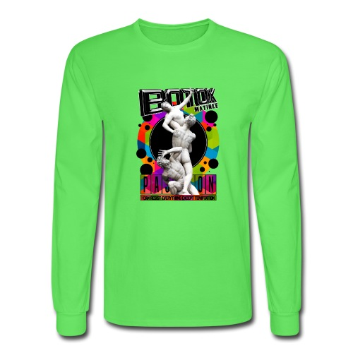 BOTOX MATINEE PASSION T-SHIRT - Men's Long Sleeve T-Shirt