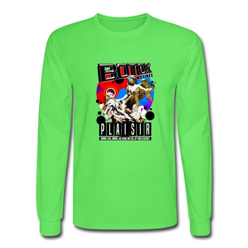 BOTOX MATINEE PLAISIR T-SHIRT - Men's Long Sleeve T-Shirt
