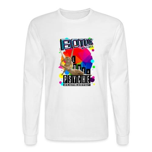 BOTOX MATINEE LOVE & PSYCHE T-SHIRT - Men's Long Sleeve T-Shirt