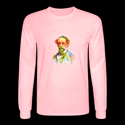What the Dickens? | Classic Literature Lover - Men's Long Sleeve T-Shirt