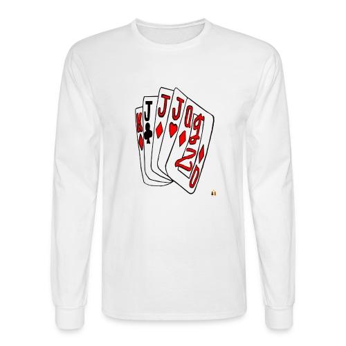 Art Tat - Men's Long Sleeve T-Shirt