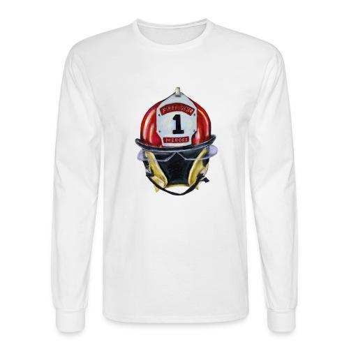 Firefighter - Men's Long Sleeve T-Shirt