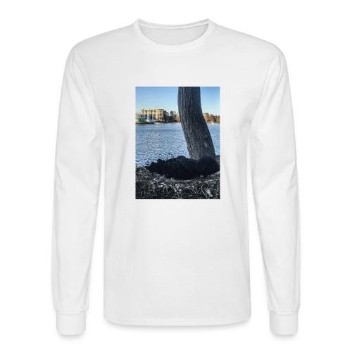 DUCK L - Men's Long Sleeve T-Shirt