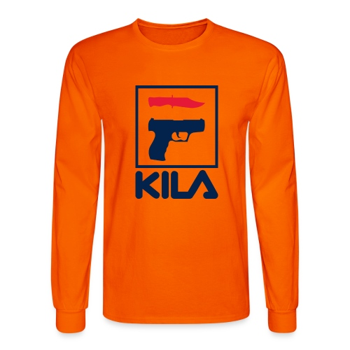 Kila - Men's Long Sleeve T-Shirt