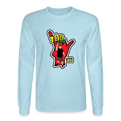 Wreckless Eating Too Sweet Shirt (Women's) - Men's Long Sleeve T-Shirt