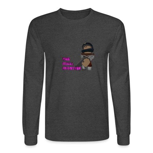 The Final Frontier - Men's Long Sleeve T-Shirt