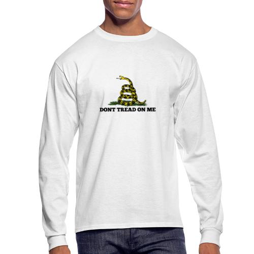 GADSDEN 1 COLOR - Men's Long Sleeve T-Shirt