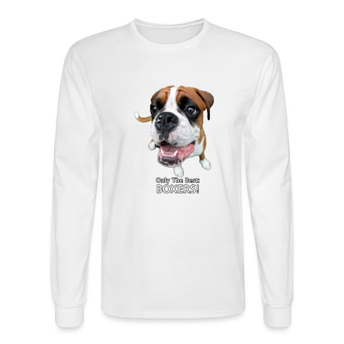 Only the best - boxers - Men's Long Sleeve T-Shirt