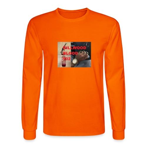 Killwood Blood 902 - Men's Long Sleeve T-Shirt