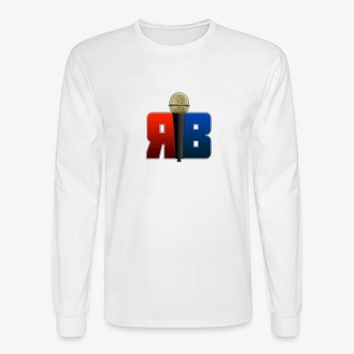 RubikBBX Logo - Men's Long Sleeve T-Shirt