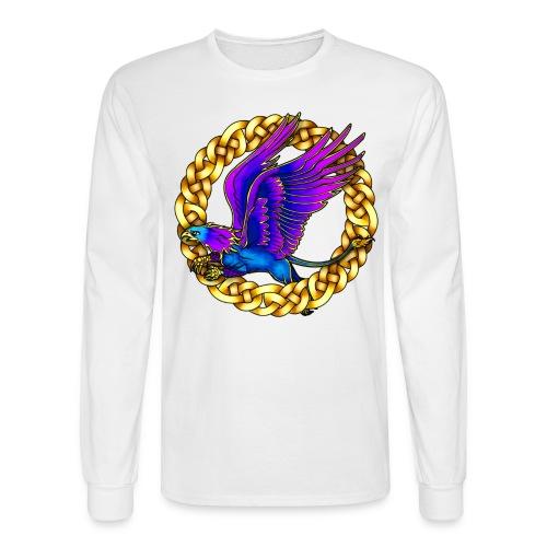 Royal Gryphon - Men's Long Sleeve T-Shirt