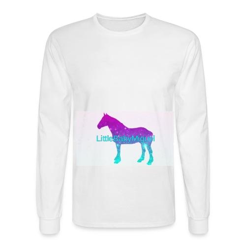 LittleBabyMiguel Products - Men's Long Sleeve T-Shirt