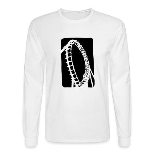 Roller Coaster - Men's Long Sleeve T-Shirt