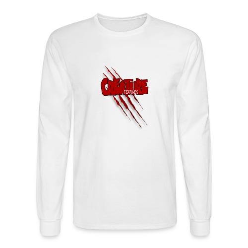 Creature Features Slash T - Men's Long Sleeve T-Shirt