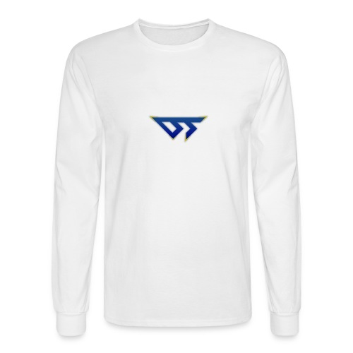 DetermineD T-Shirt - Men's Long Sleeve T-Shirt