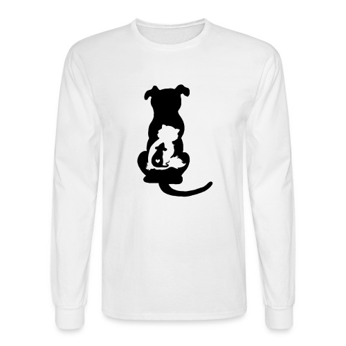 Harmony - Men's Long Sleeve T-Shirt