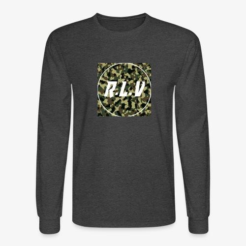River LaCivita Camo. - Men's Long Sleeve T-Shirt