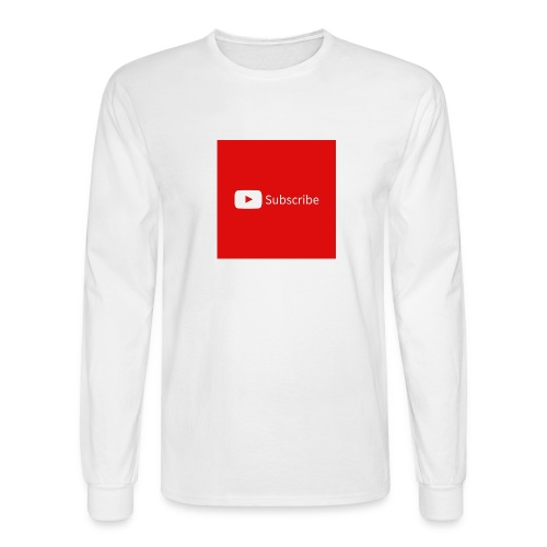 image - Men's Long Sleeve T-Shirt