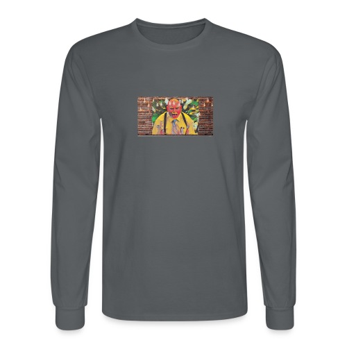 Dr Kelsey - Men's Long Sleeve T-Shirt